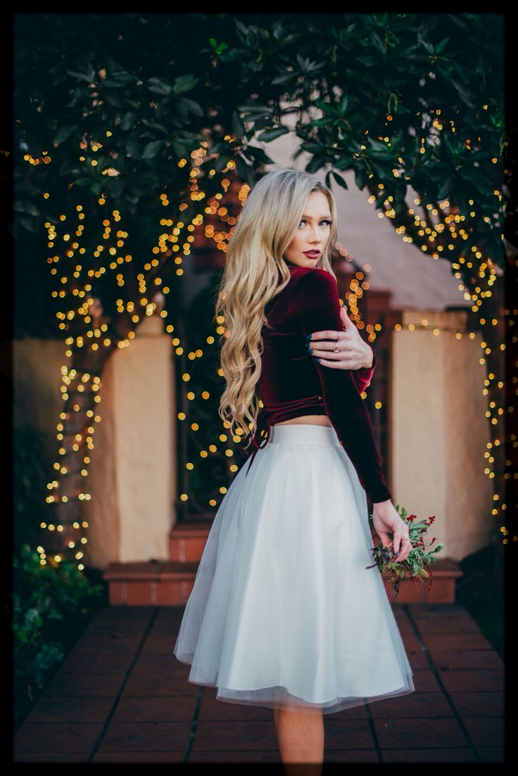 appealing Christmas Outfits for Women