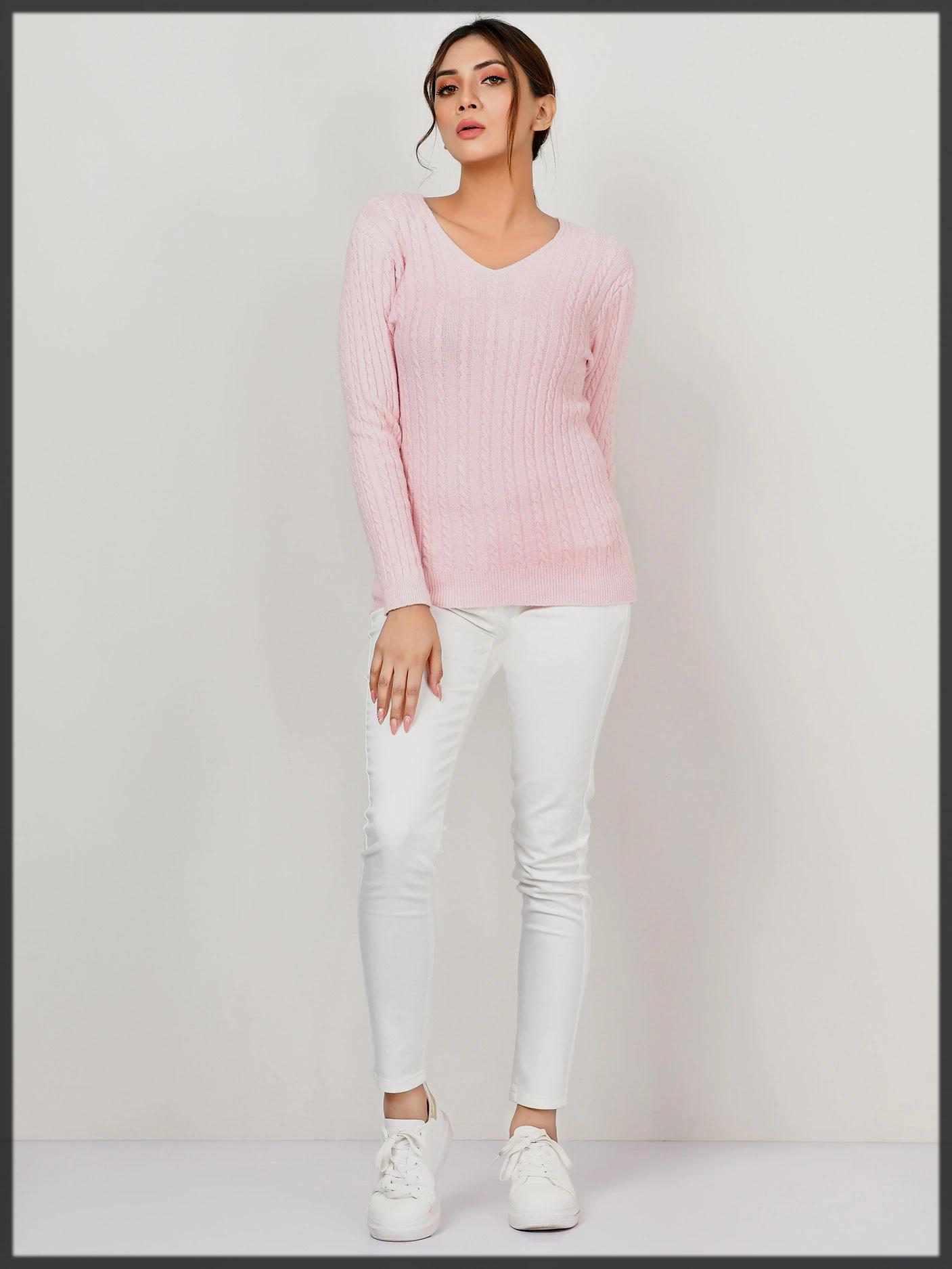appealing sweater for women
