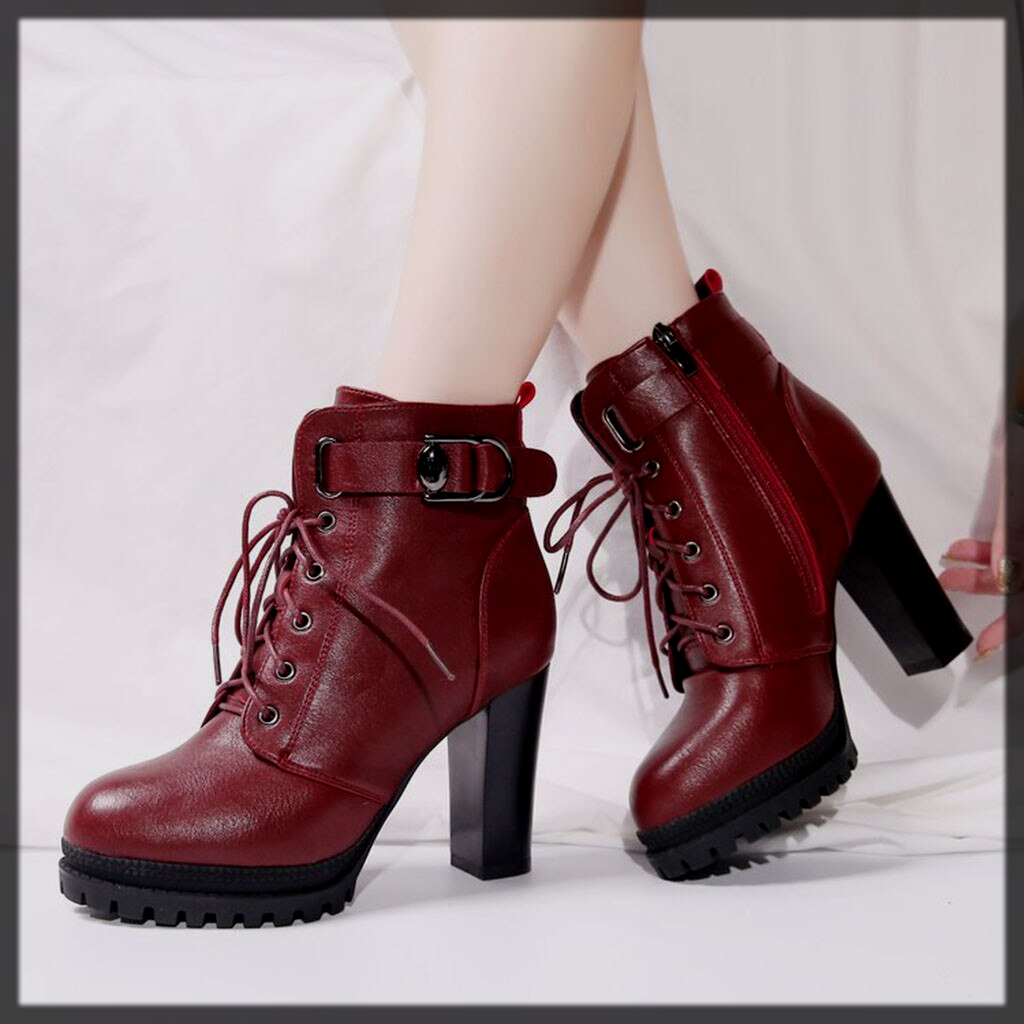 maroon shoes for ladies