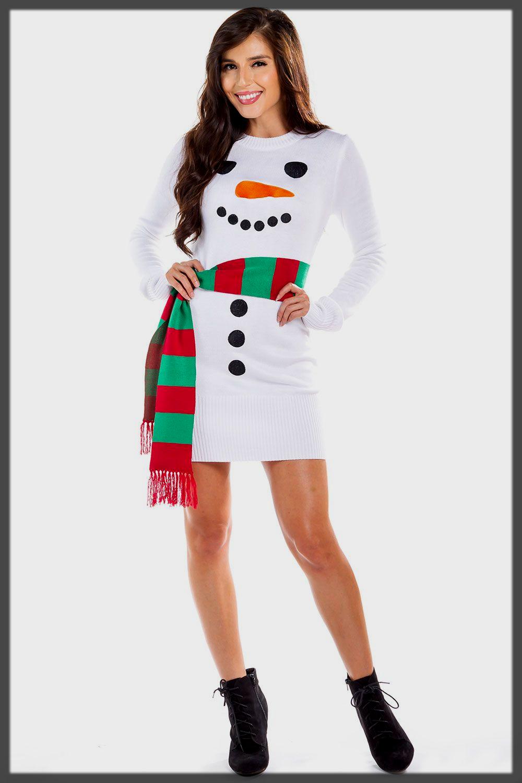appealing snowman sewatshirt