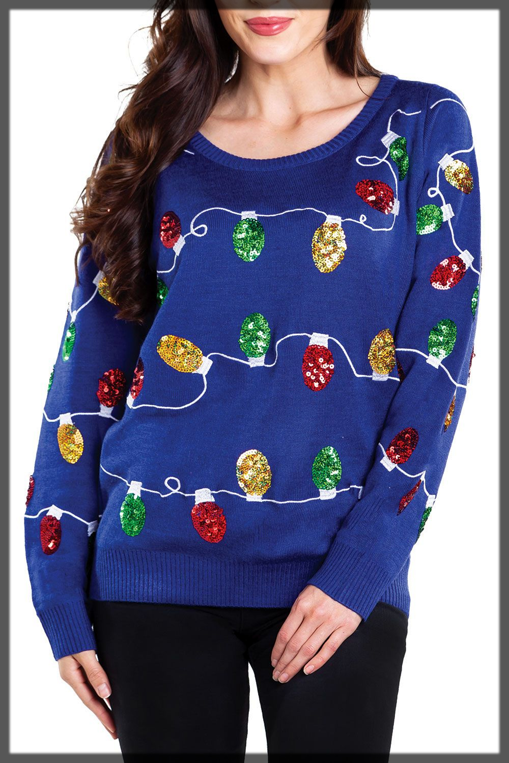 sparkle sweatshirt for teens