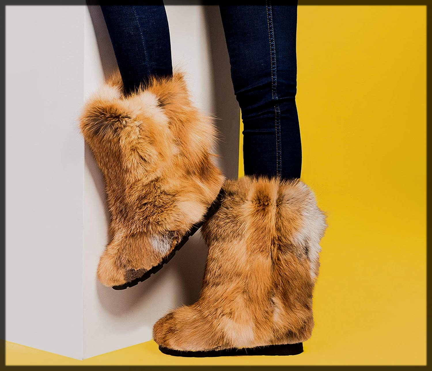 wool winter shoes