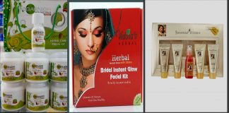 12 Best Herbal Facial Kits for Fair and Glowing Skin (Benefits+How to do)