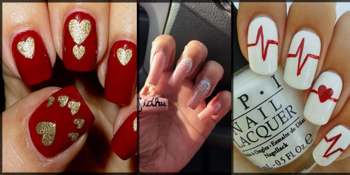 26 Cute Valentine's Day Nail Art Designs