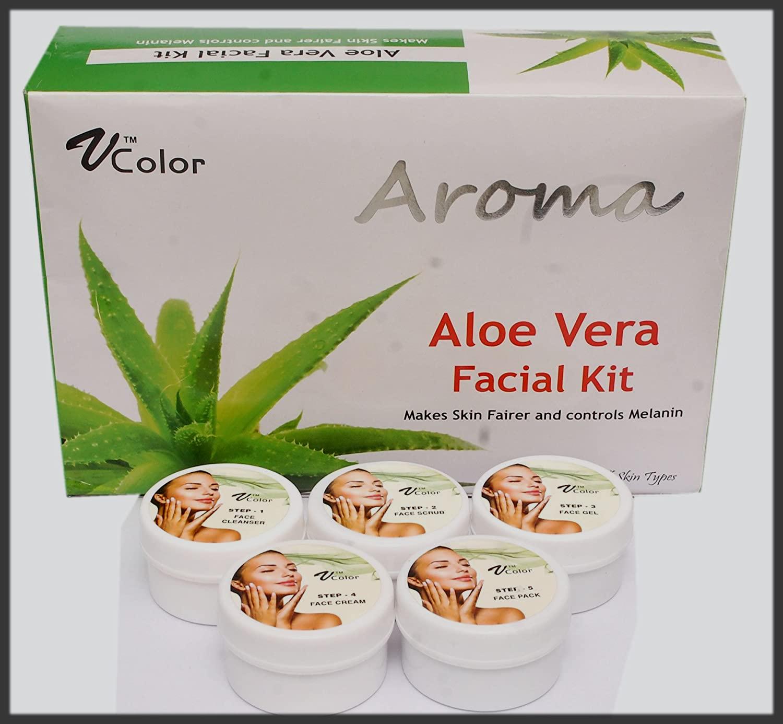 Aroma Aloe Vera Facial Kit