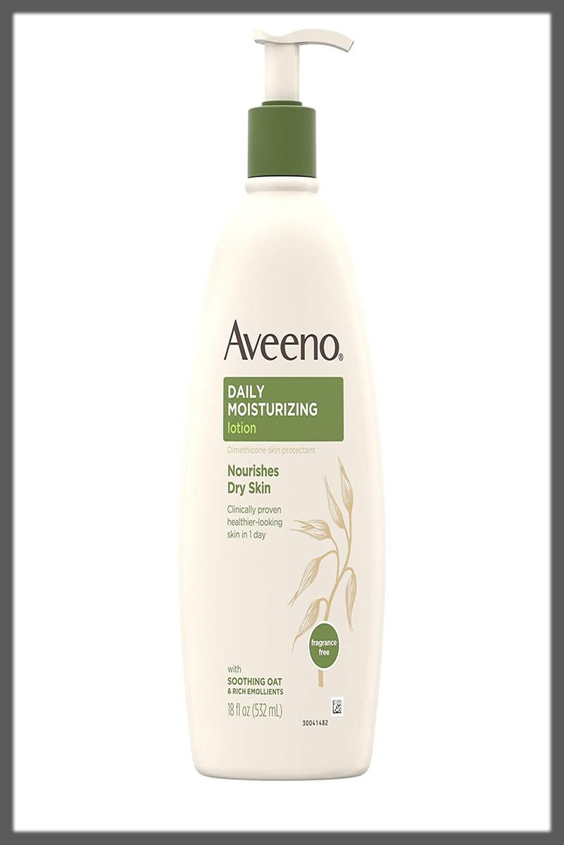 Aveeno Daily moisturizing cream