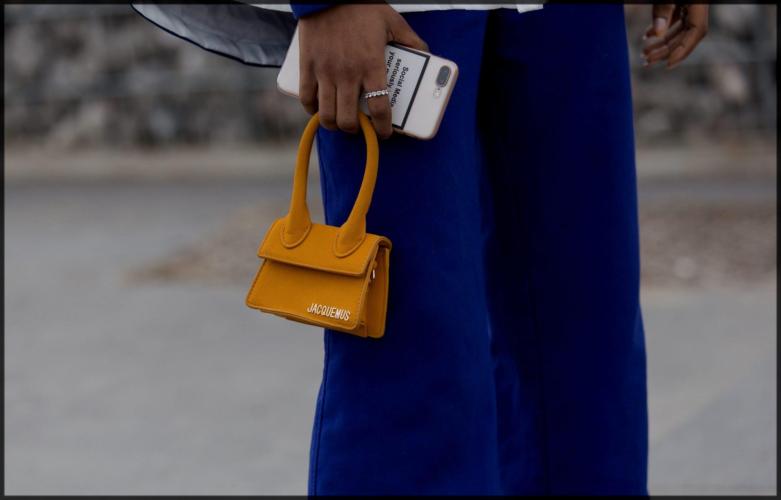 Eid Fashion Trends of mini bag