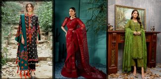 Charizma Winter Collection 2021- Unstitched & Pret Dresses with Prices