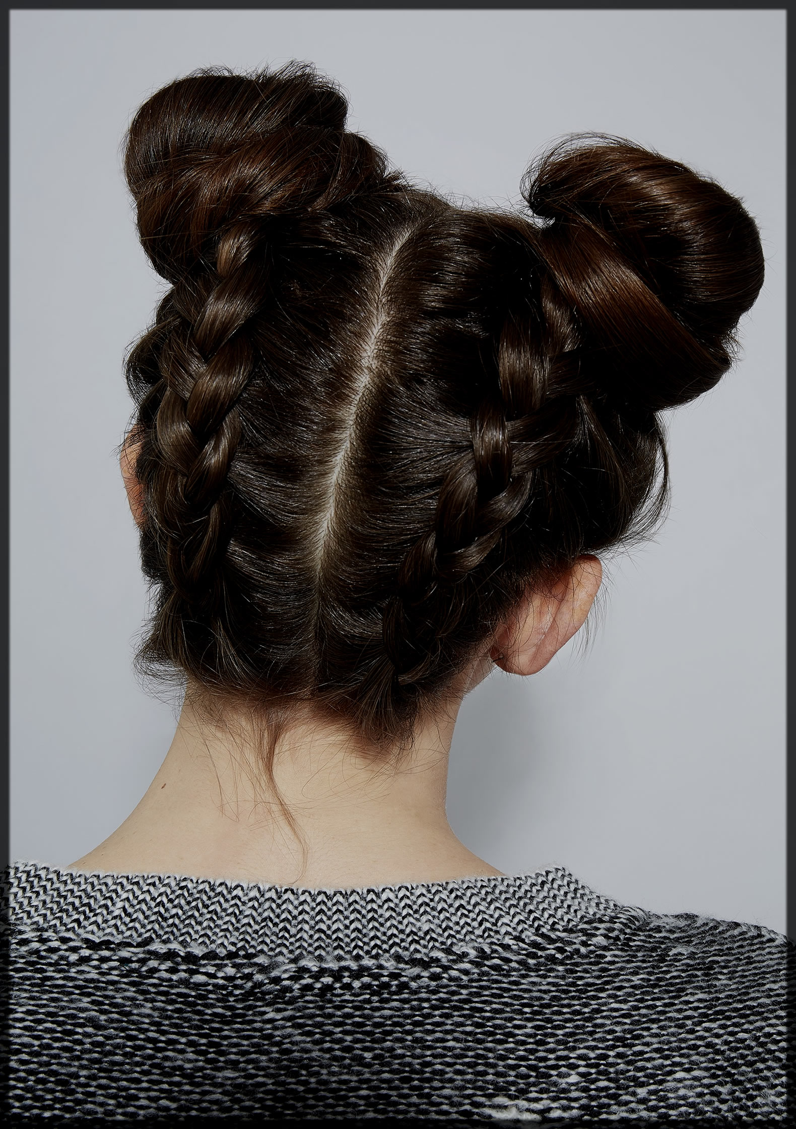 Braided Knot For Girls