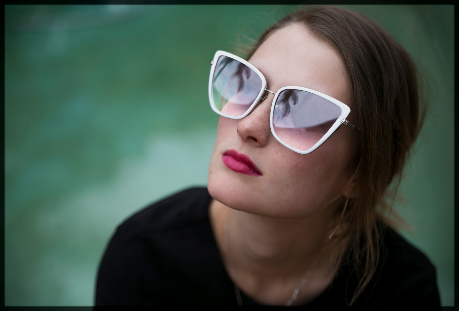 Butterfly sunglasses eid fashion trends