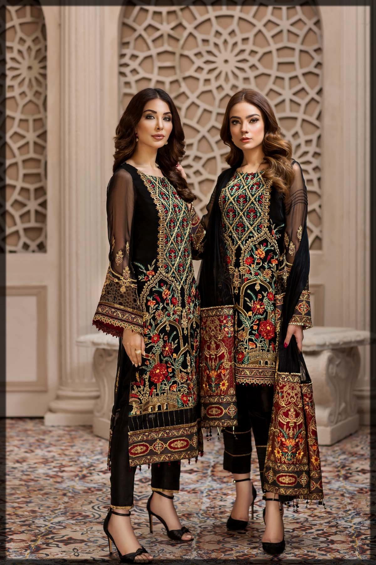 Eid Fashion Trends for women