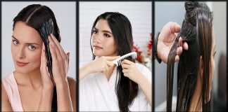 How to Do Keratin Treatment at Home for Straight Smooth Shiny Hair