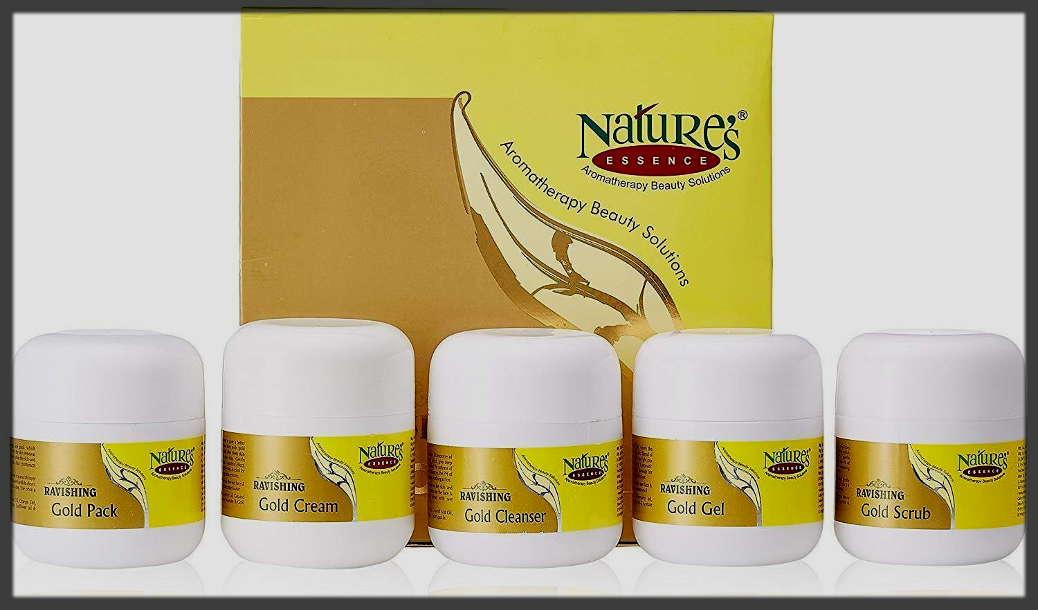 Nature's Essence Herbals Gold Facial Kit
