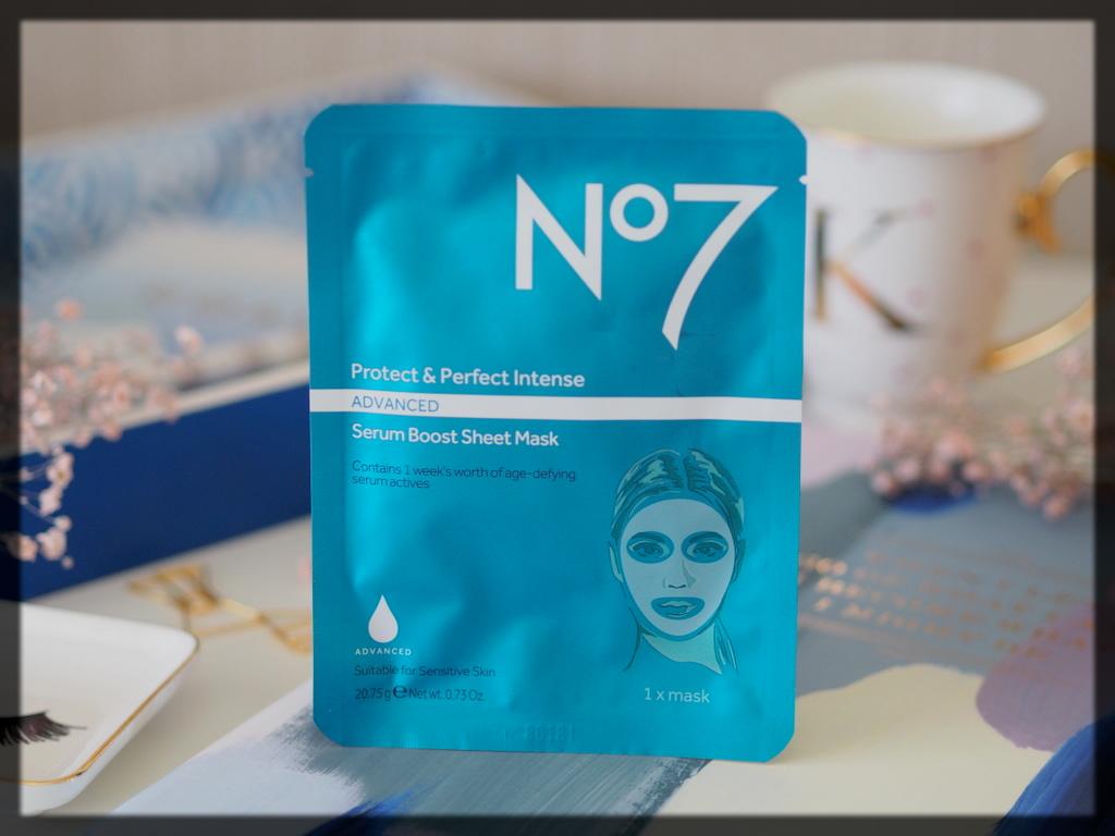 No7 Boost Sheet Masks