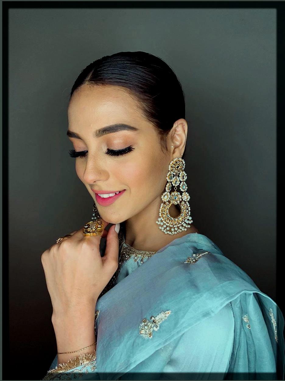 Pretty Eid Fashion Trend For Makeup