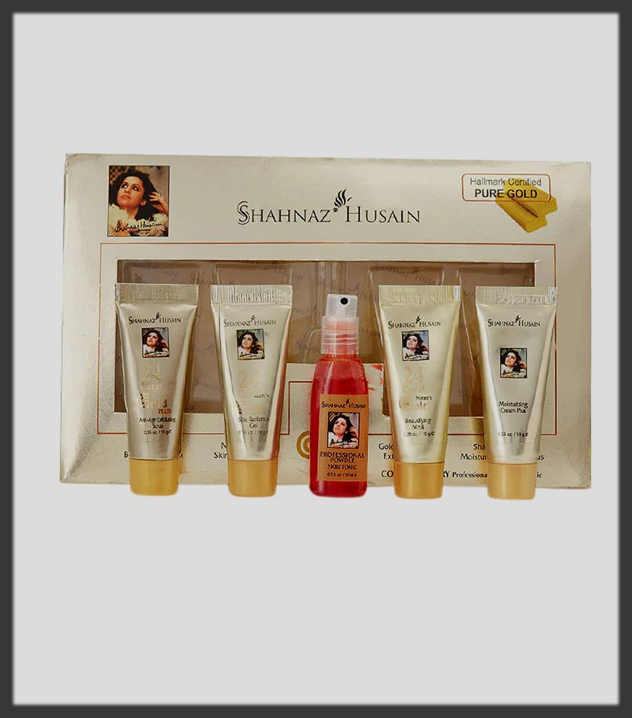 Shahnaz Husain Herbal Facial Kits