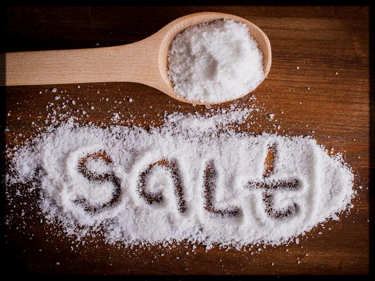 Use Salt to Remove Mehndi at Hom