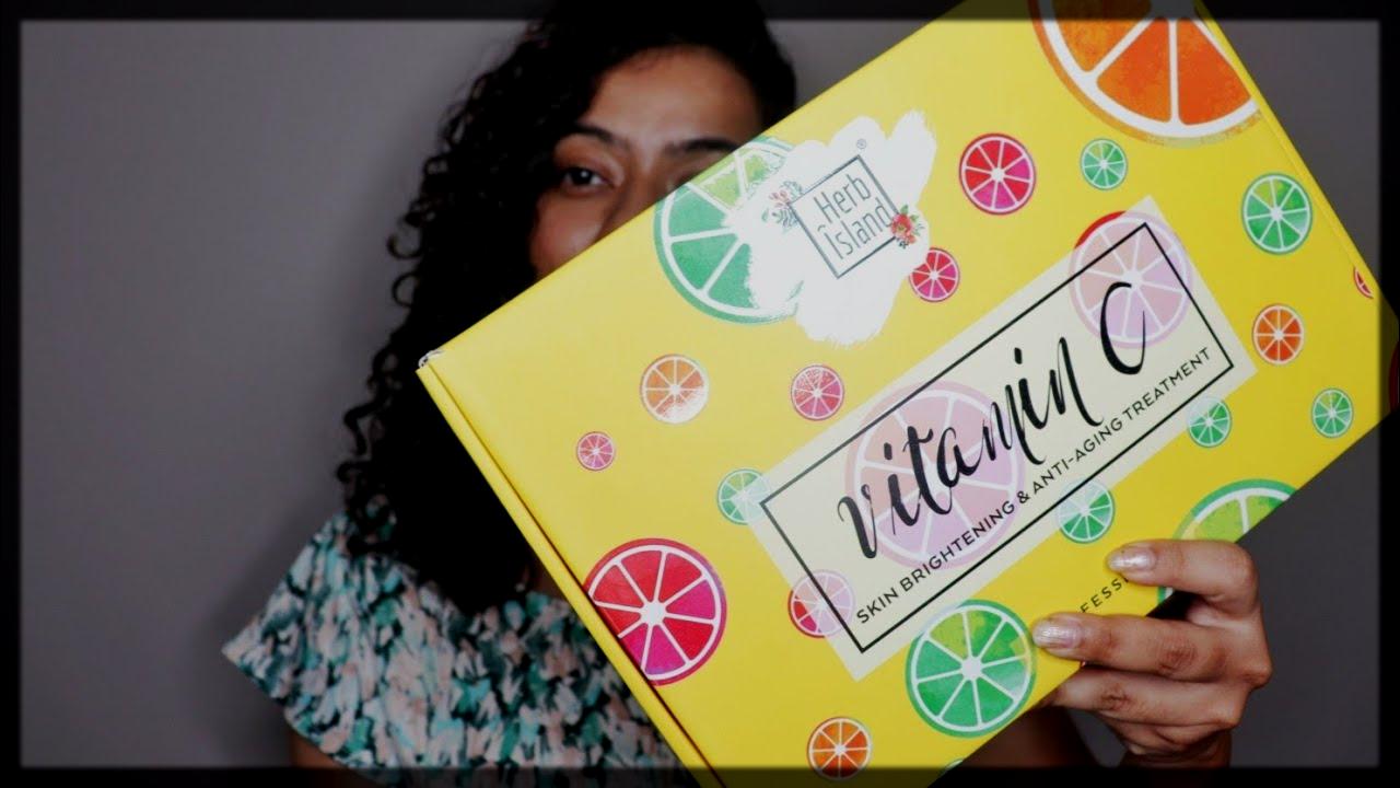 Vitamin C Herbal Facial Kits