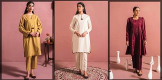 Zara Shahjahan Winter Collection 2022 [Unstitched & Pret Dresses Prices]
