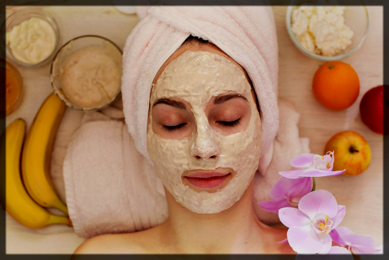 best herbal facials for women