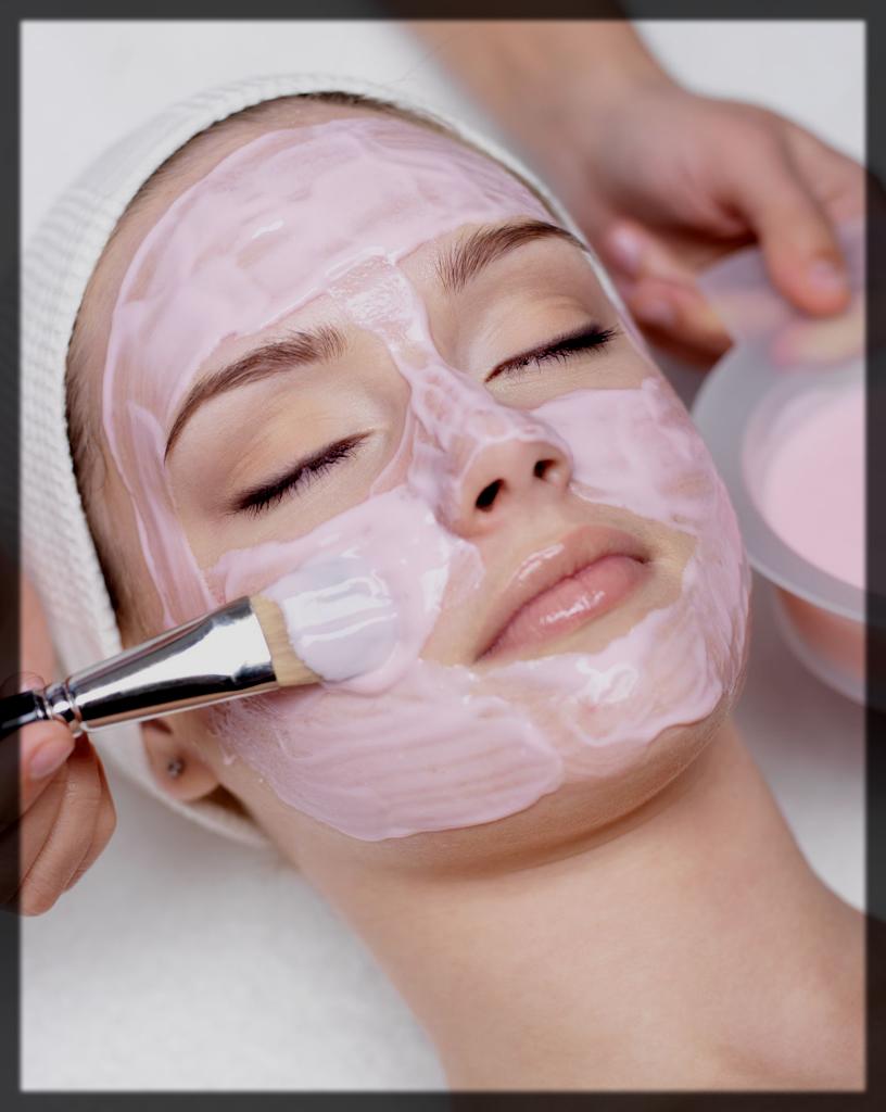 best herbal facials