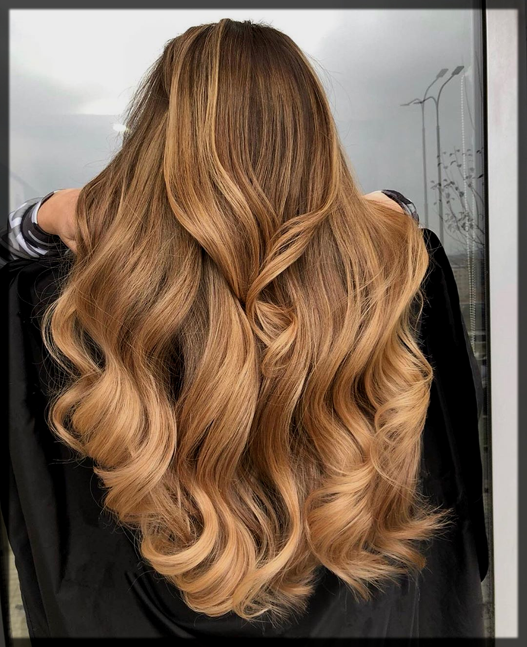 caramel hair color eid fashion trends