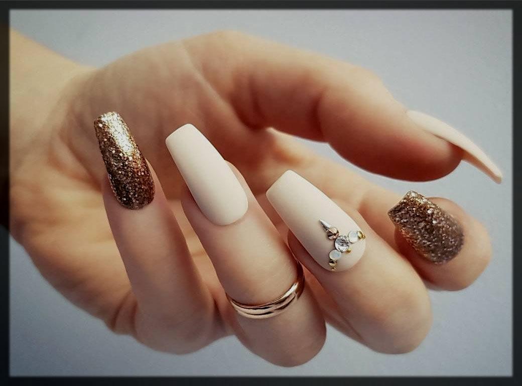 nail polish design for eid