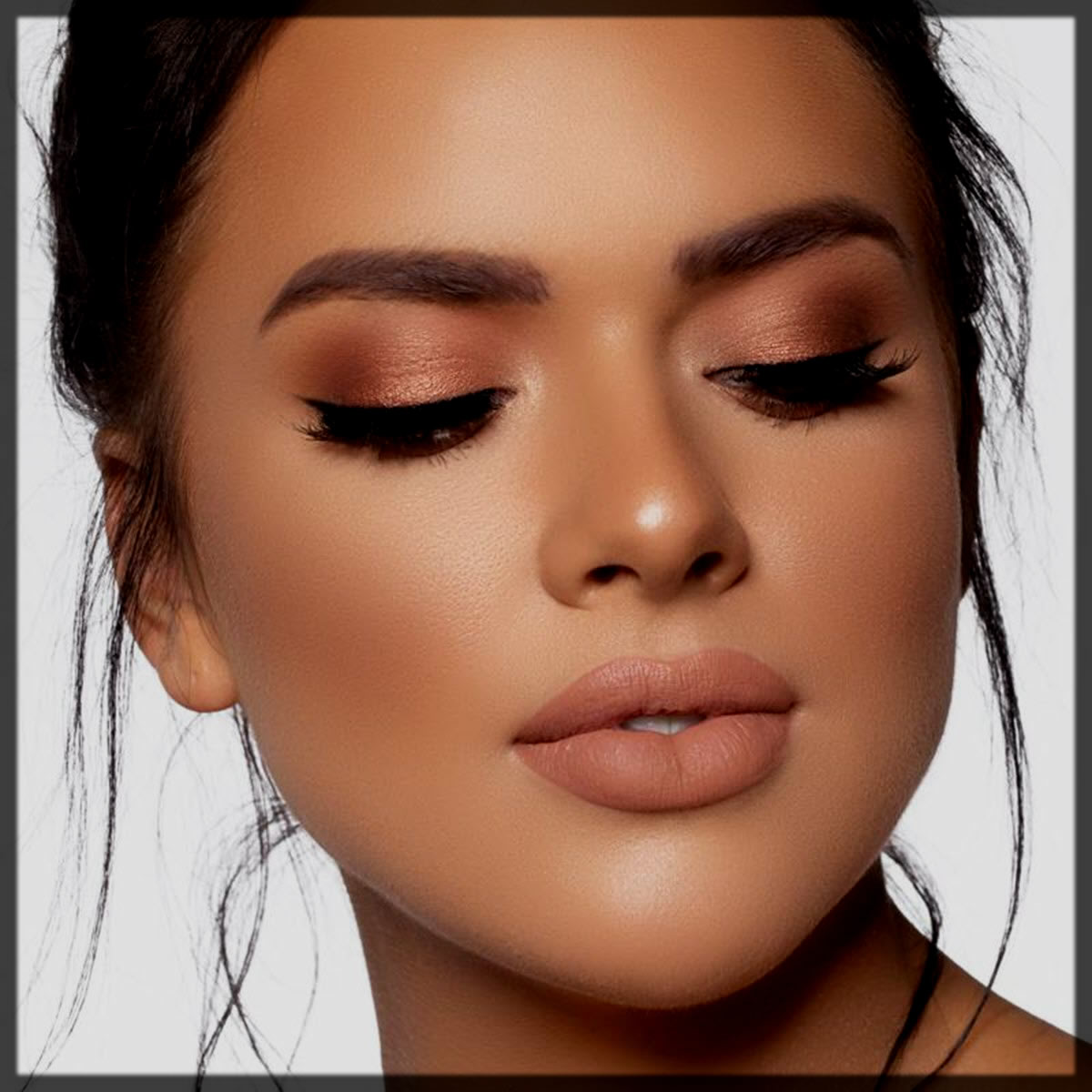 natural makeup look for eid