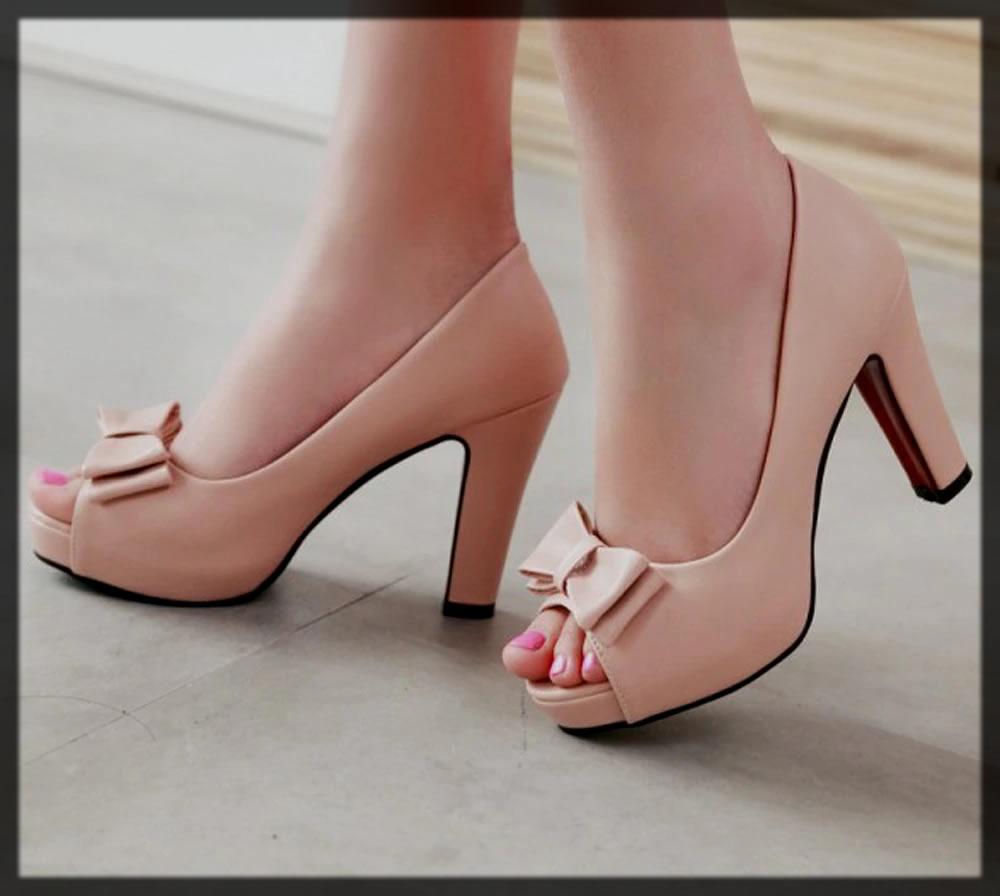 peep toe Eid Fashion Trends