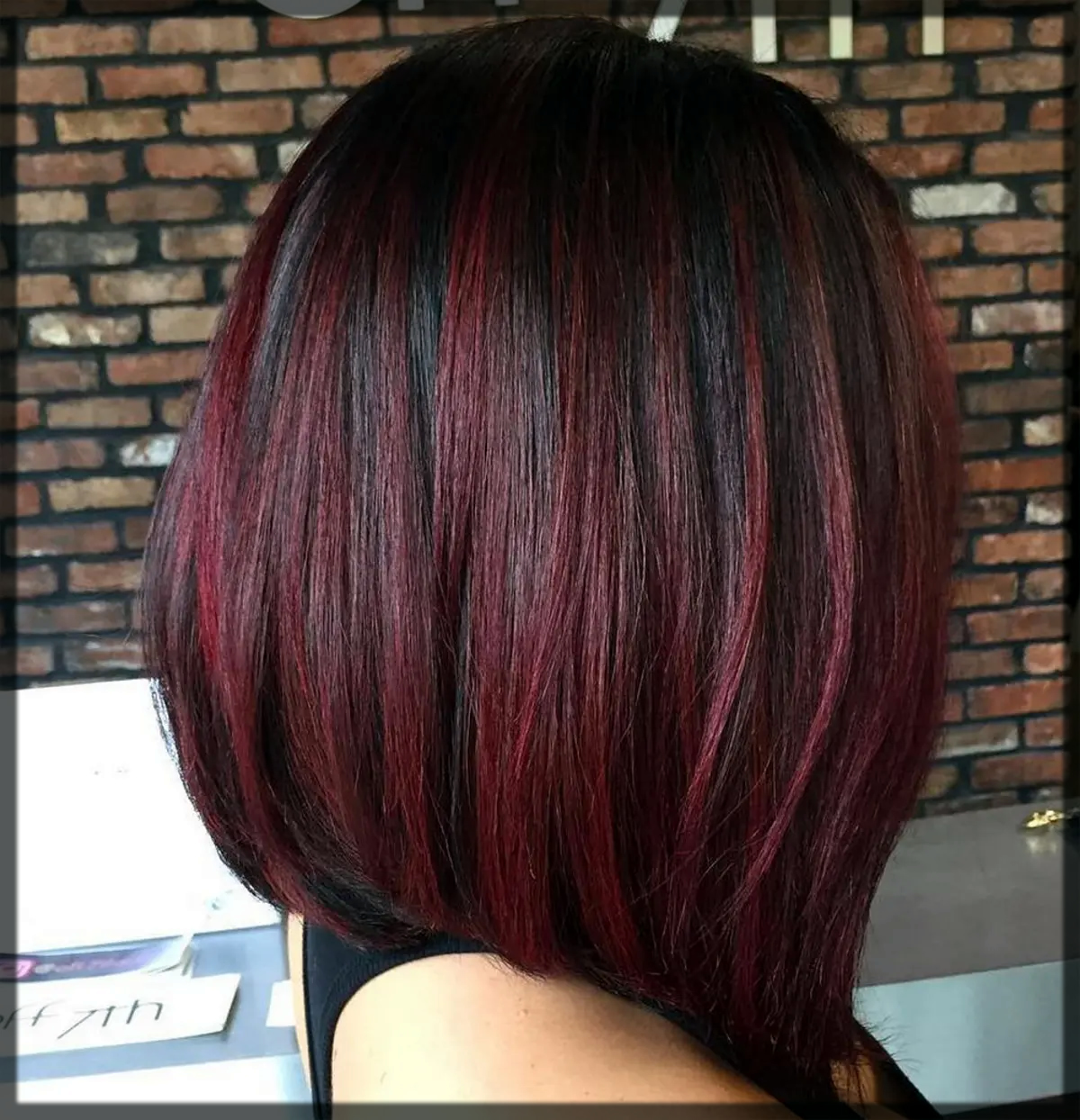 ruby fusion hair color trends