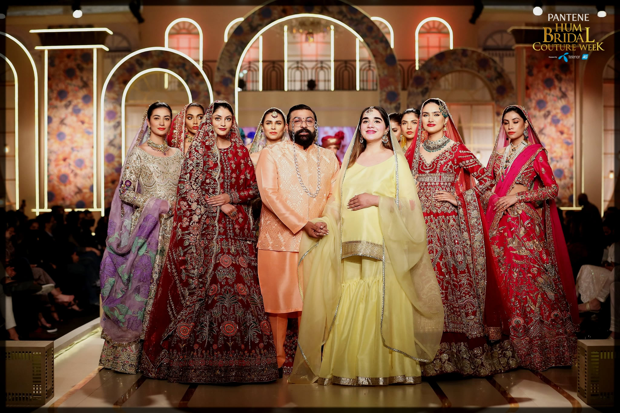 Ali Xeeshan bridal couture week collection