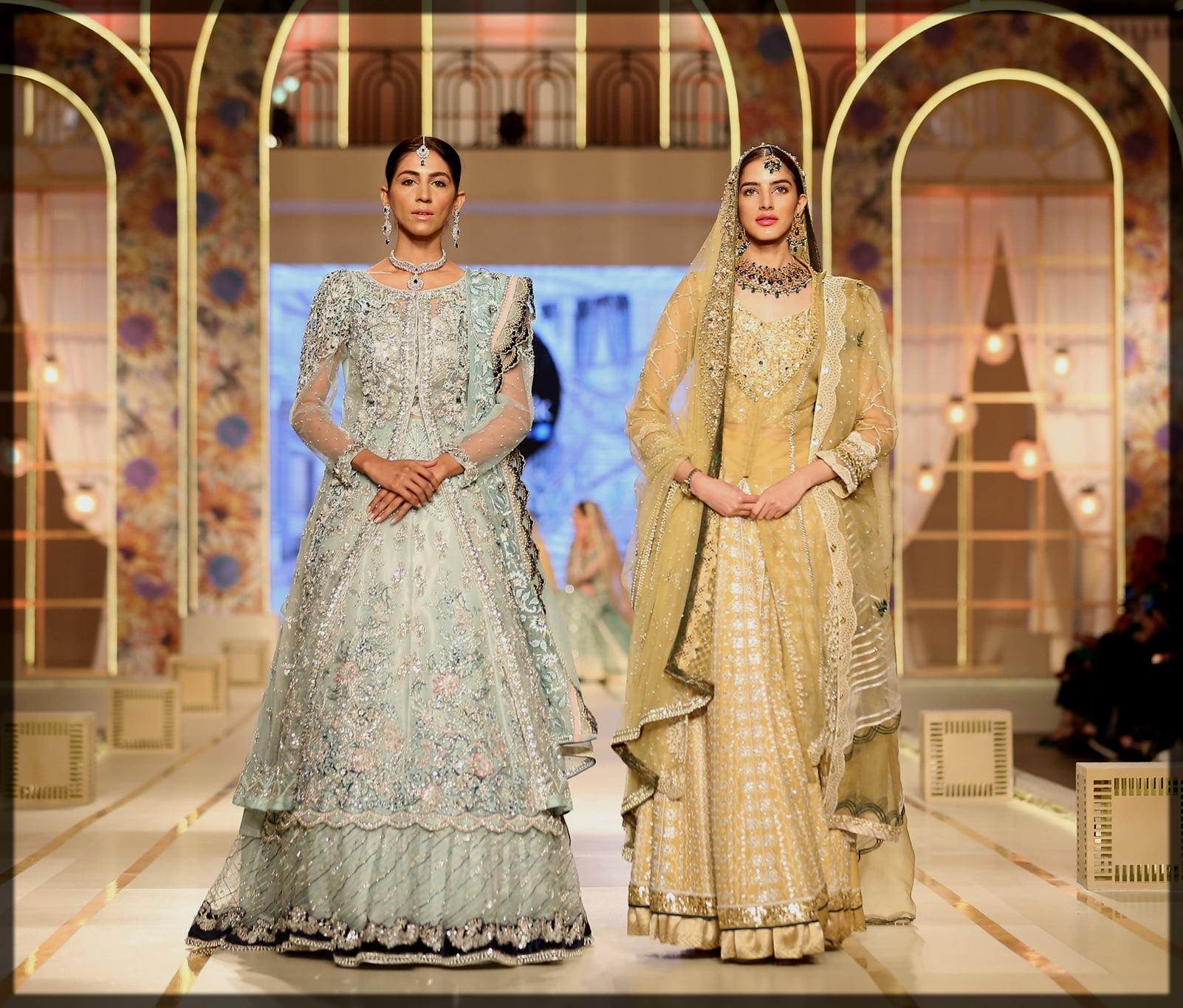 Alishba & Nabeel bridal collection