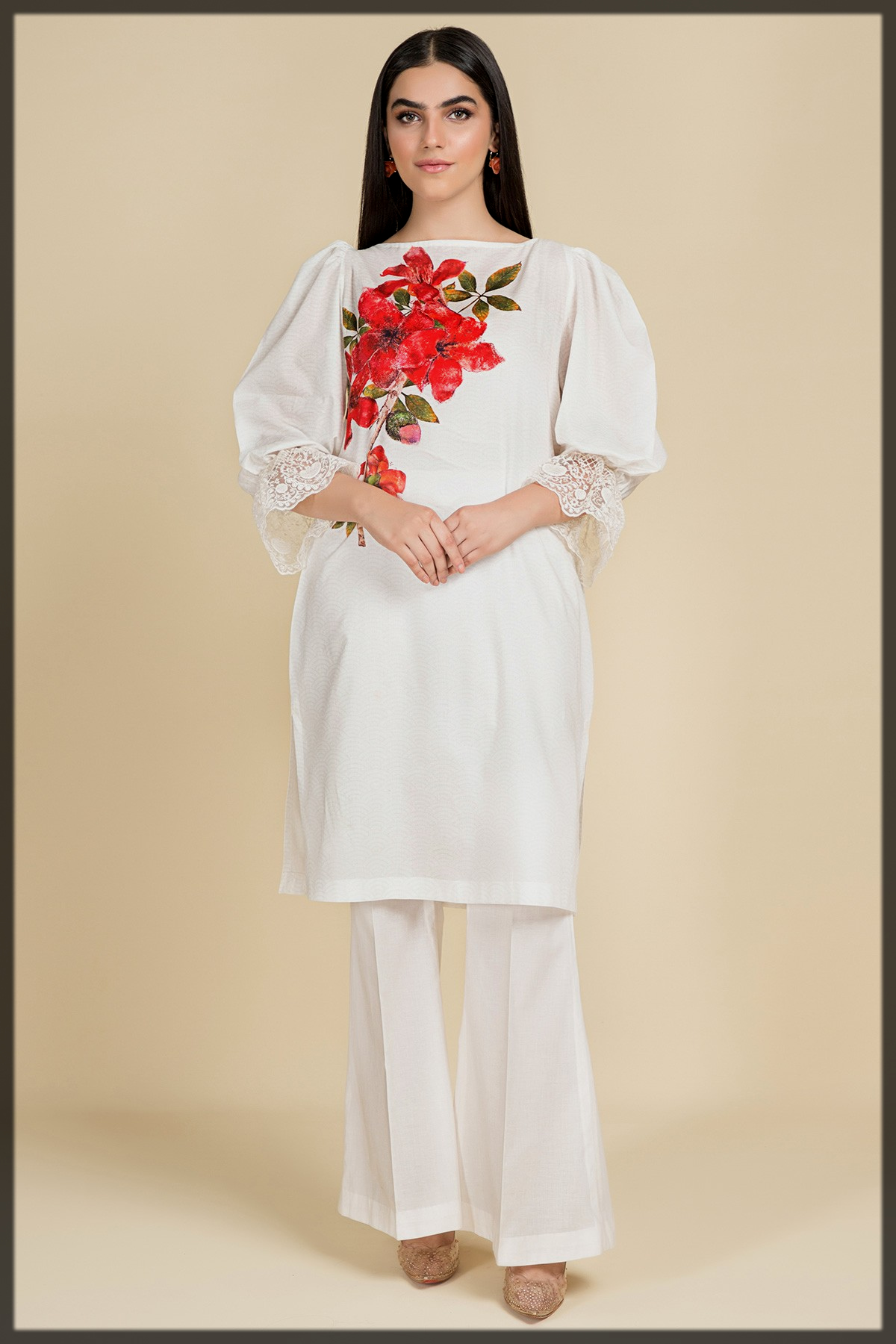 Dr. Rahat Naveed Masud Master's Unstitched Collection
