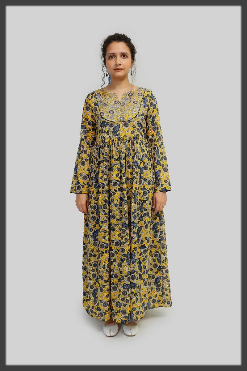 Kalamkari Dress by generation