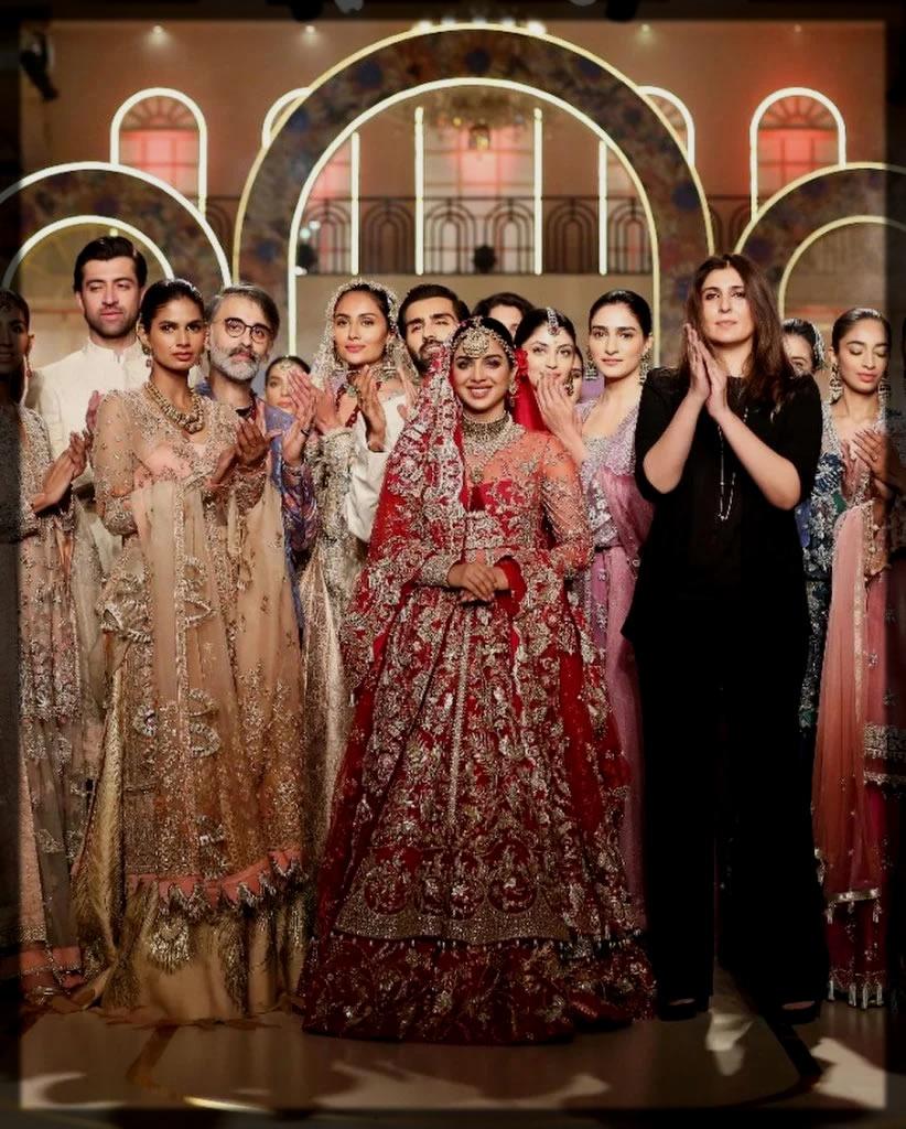 Khadija Shah's Zaha collection