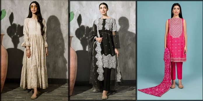 Latest and classy kayseria Spring Summer Collection
