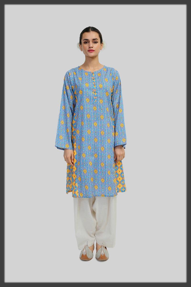Patola kurta for women