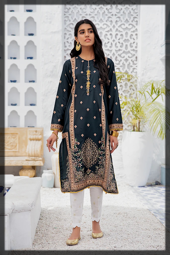 SHAMOSE SILK TUNICS FOR WOMEN