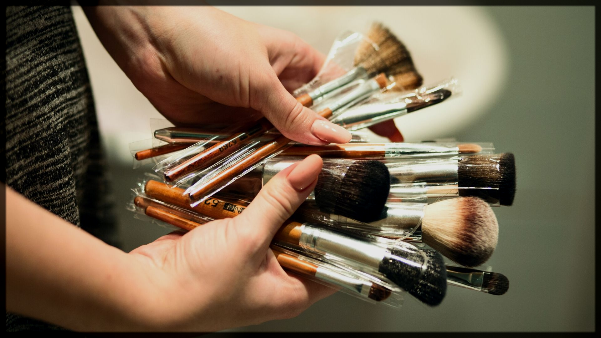 Use Clean Makeup Products & Brushes