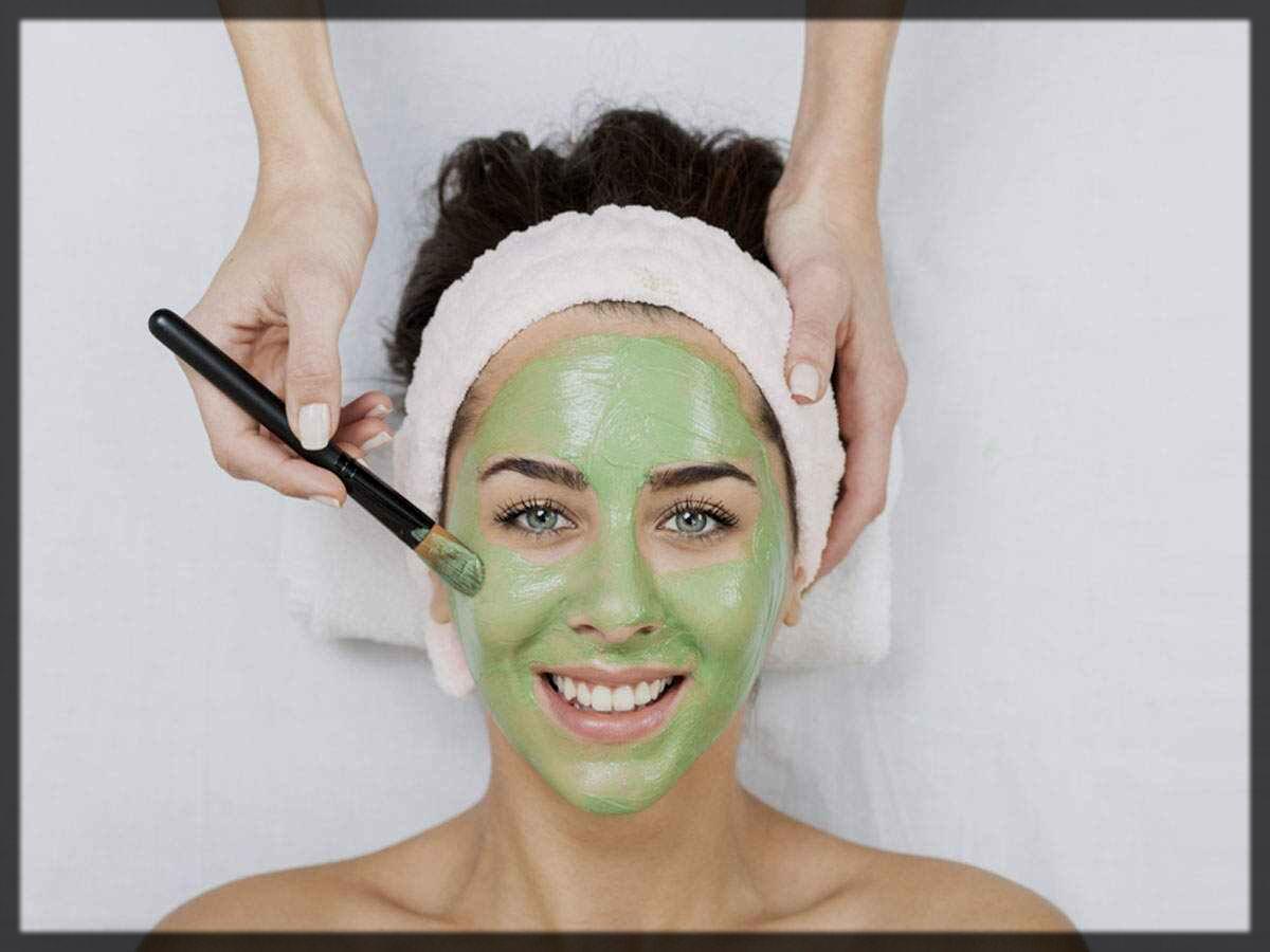 Face Packs for bridal skincare