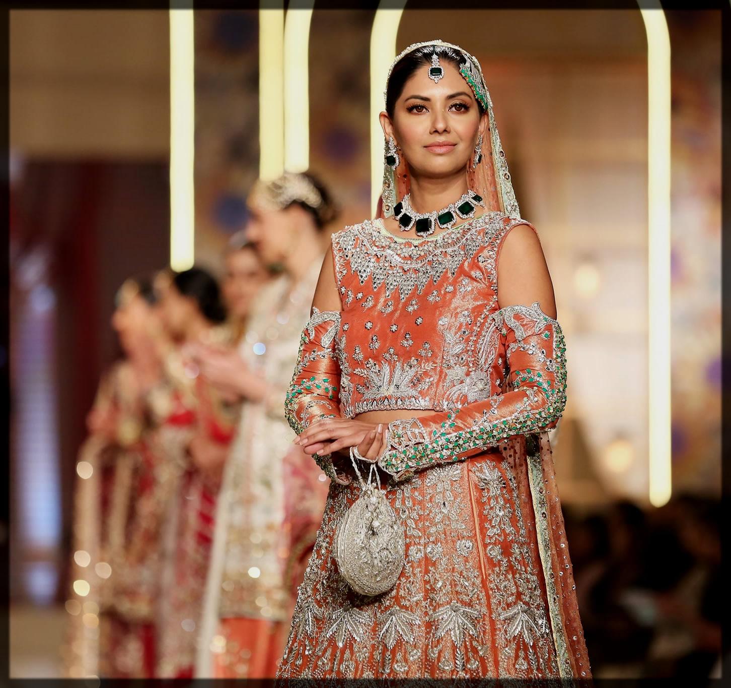alluring bridal barat dress
