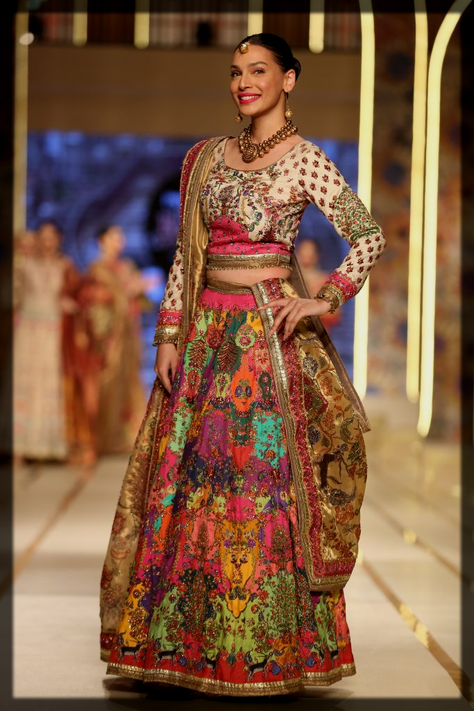 appealing fahad hussain bridal collection