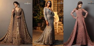 Asim Jofa Bridal Collection 2021 | Top Designer Fancy Wedding Dresses