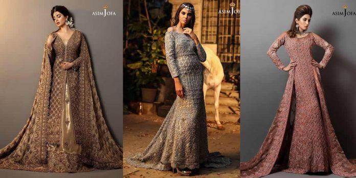 asim jofa bridal collection