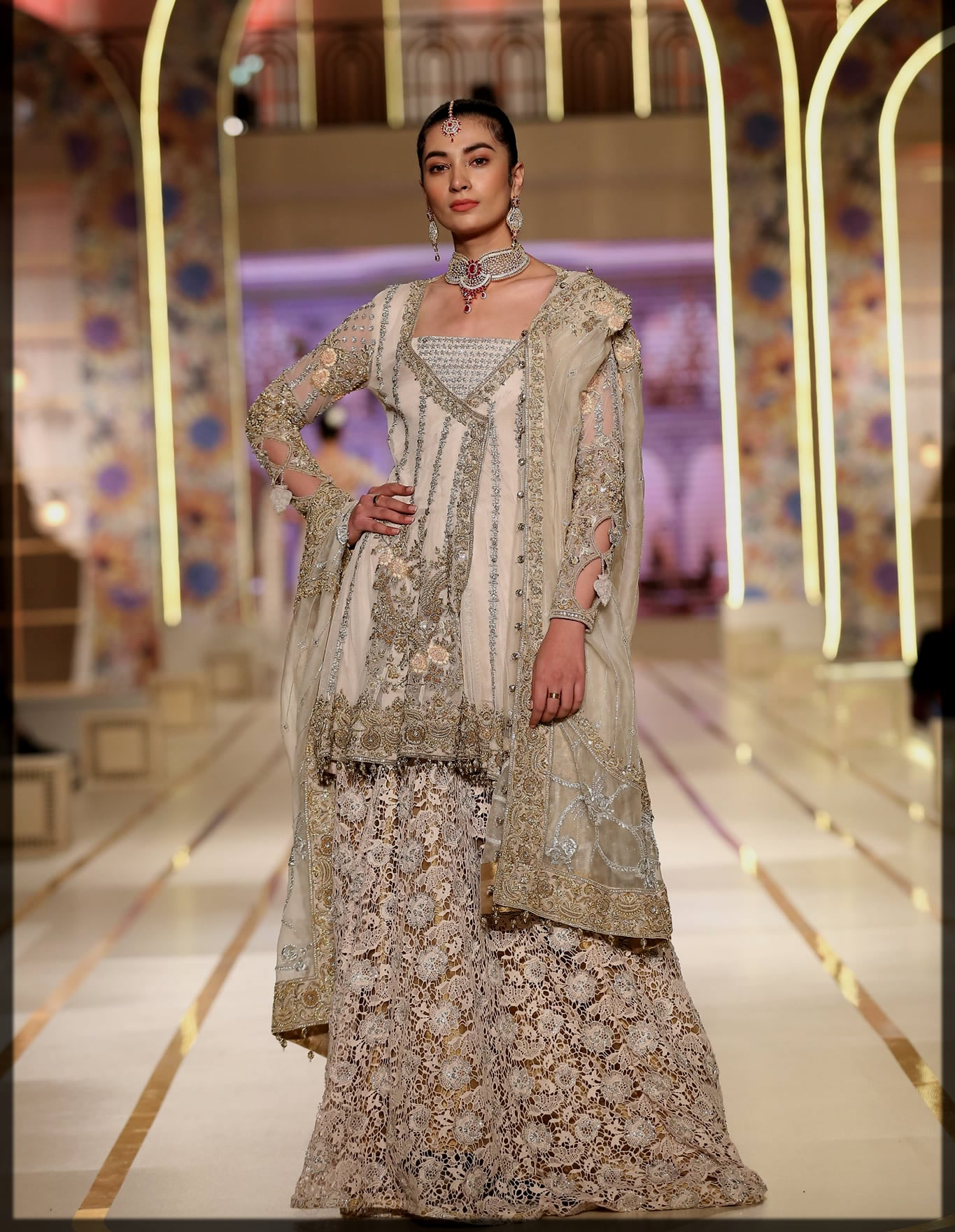 bridal couture week collection for women