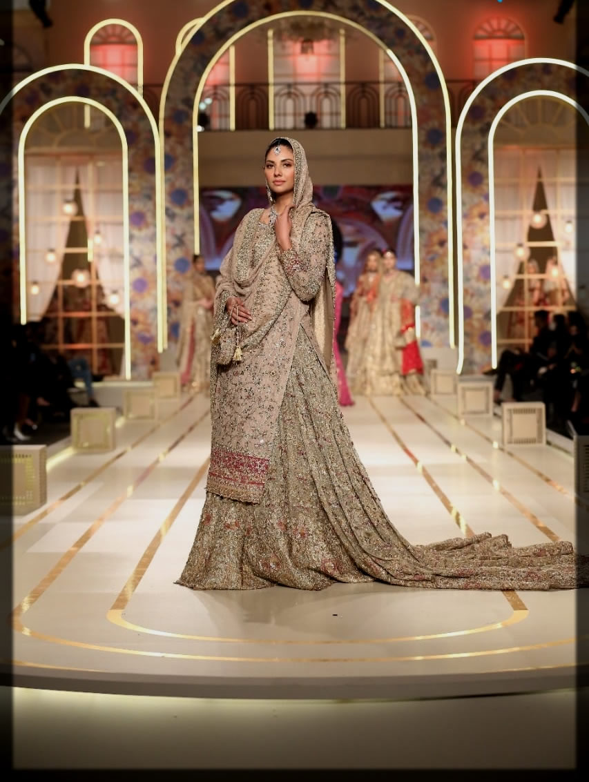 bridal couture week collection