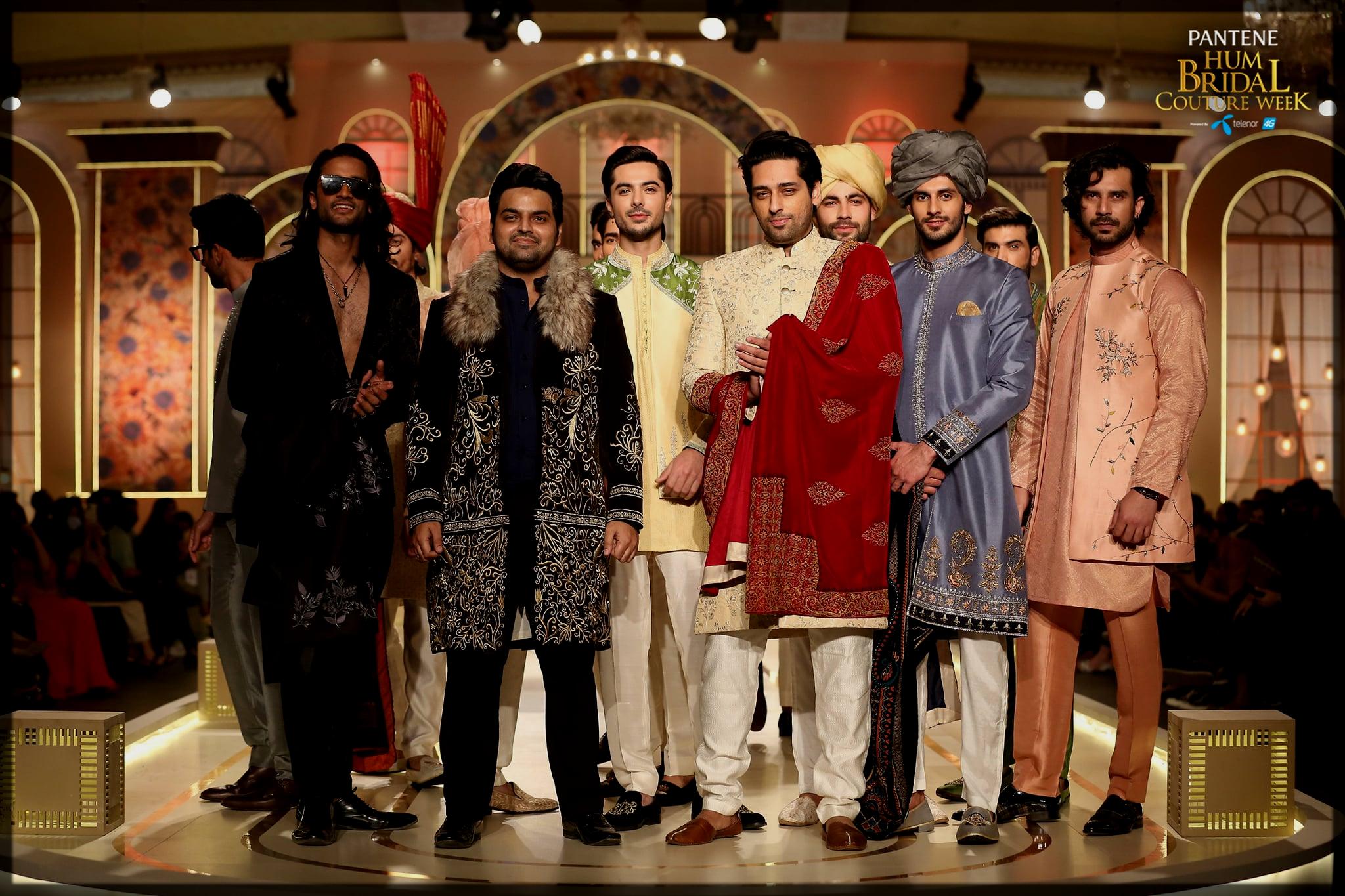 classy Naushad Imdad groom wear