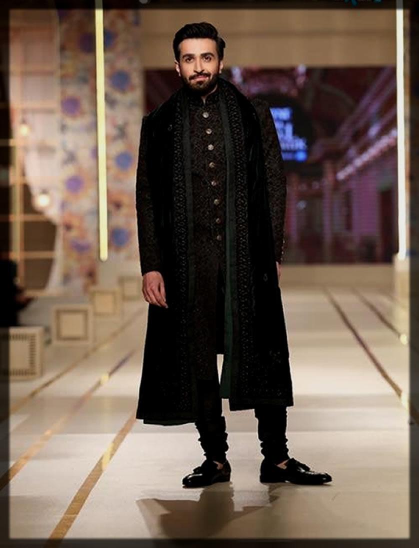 classy men wear attires