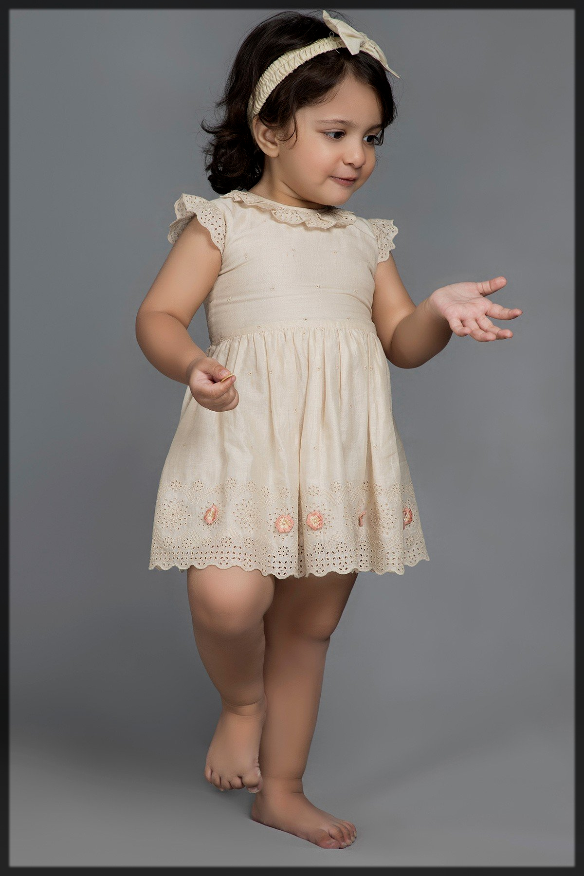 cotton frock for young girls