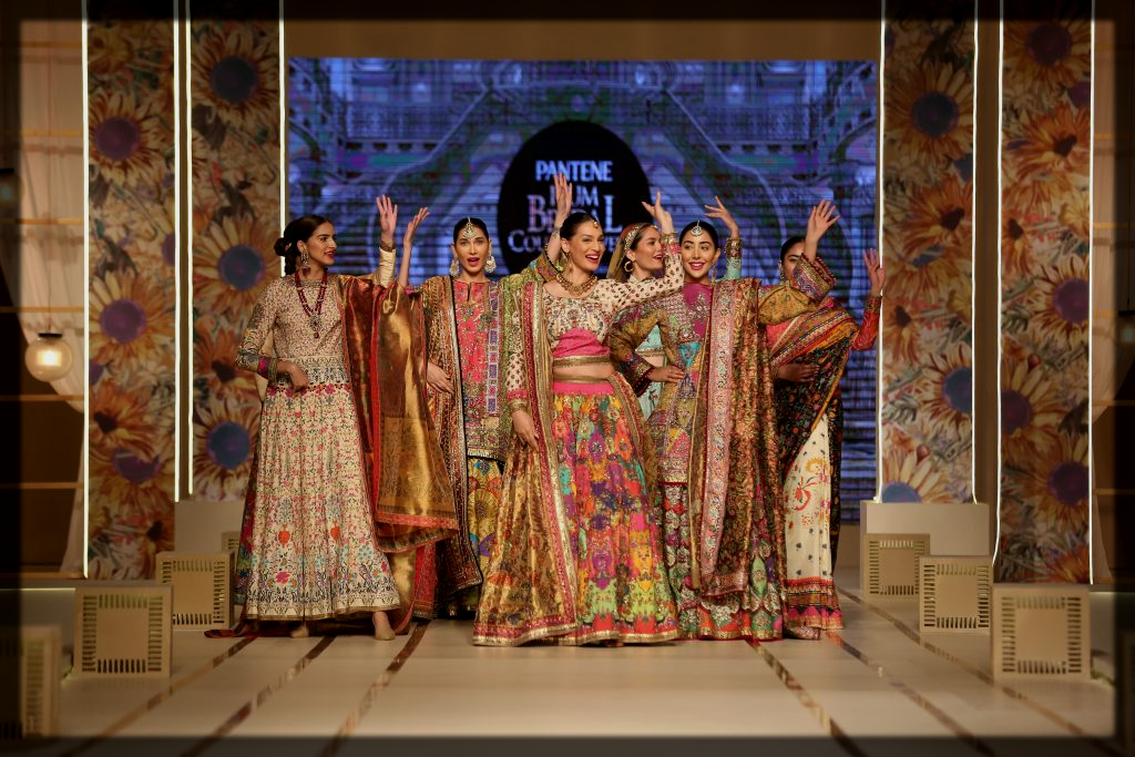 fahad hussain luxury collection for brides